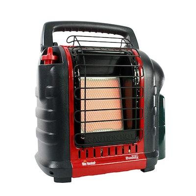 Mr. Heater Buddy Portable Propane Radiant Heater