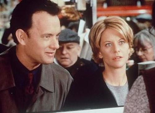 Tom Hanks and Meg Ryan in 'You've Got Mail'