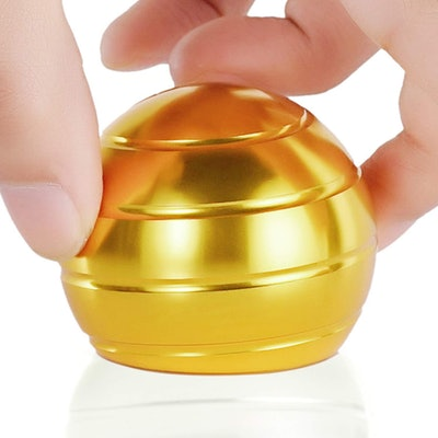 Kinetic Spinning Ball Stress Reliever by SIWAN-TOY