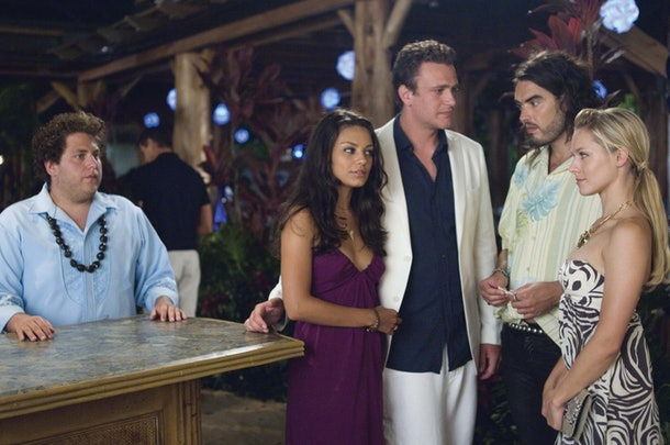 Forgetting Sarah Marshall is one of the best movies about moving on after a breakup