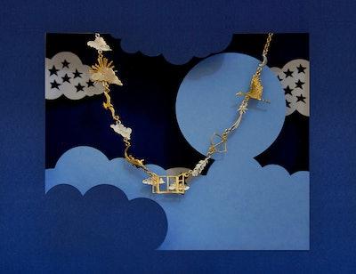 Peter Pan Adventure Necklace