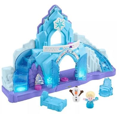Little People Disney Frozen Elsa's Ice Palace