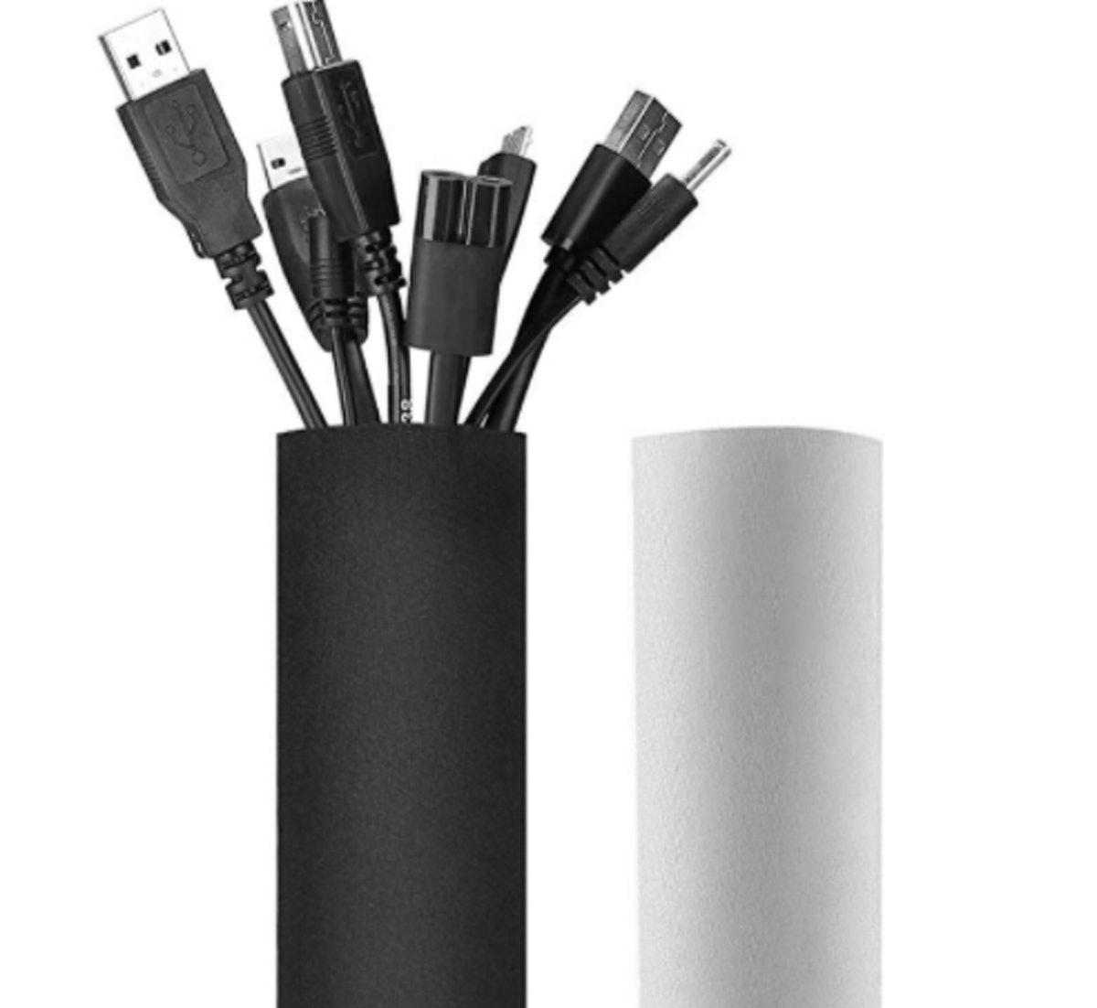 JOTO Cable Management Sleeve
