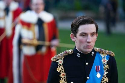 John O'Connor in Season 3 of The Crown