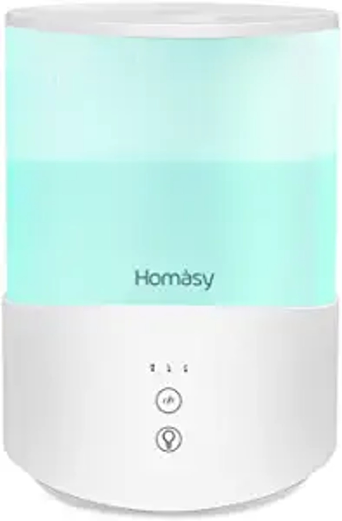 Homasy Cool Mist Humidifier Diffuser