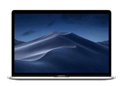 Apple MacBook Pro (15-inch, 16GB RAM, 256GB Storage) - Silver
