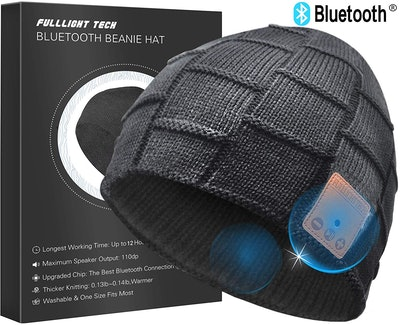 Bluetooth Beanie Headphones by FULLLIGHT TECH