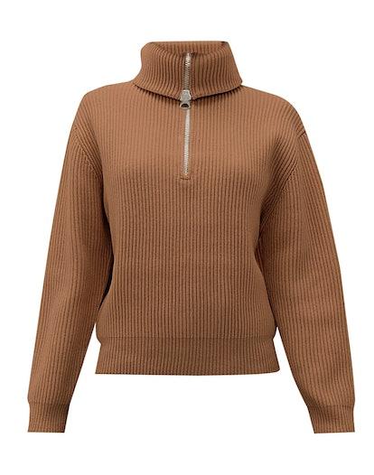 Ziproll Sweater
