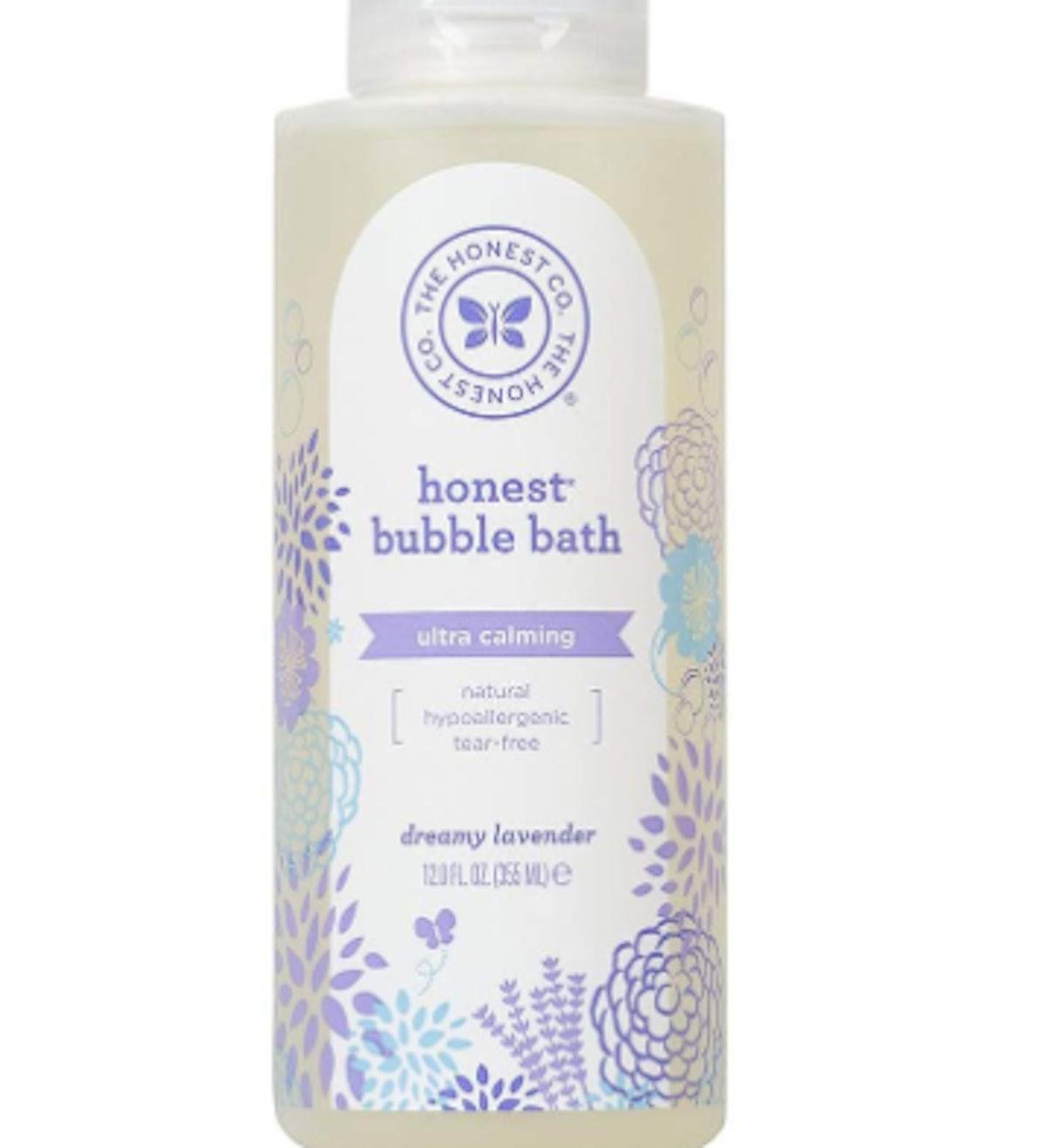 The Honest Company Calming Lavender Hypoallergenic Bubble Bath