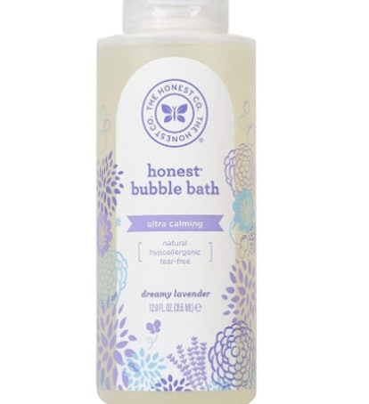 The Honest Company Calming Lavender Hypoallergenic Bubble Bath