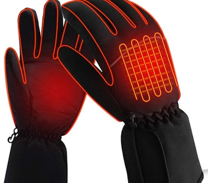 QILOVE Cold Weather Heated Gloves Kit