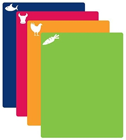 CounterArt Flexible Cutting Mats (4-Piece Set)