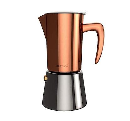 bonVIVO Intenca Stovetop Espresso Maker