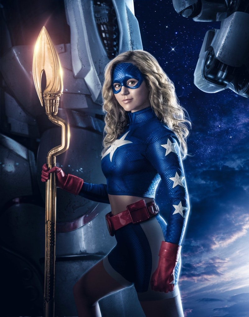 The CW announces Stargirl premiere date.