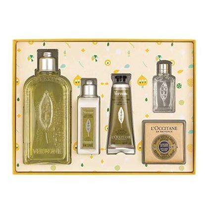L'Occitane Verbena Shower Gel with Organic Verbena Gift Set