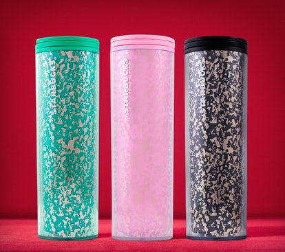 Starbucks is offering half-off Gold Foil Tumblers for Black Friday.