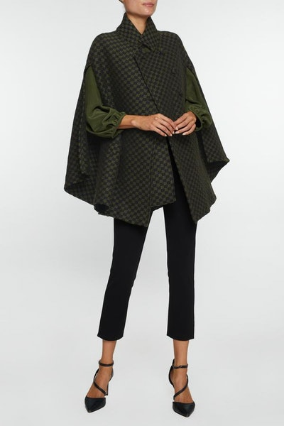 The Rachel Green Bansky Cape