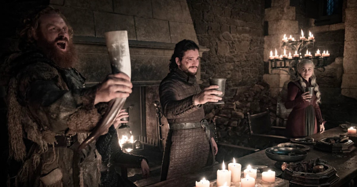 "'Game Of Thrones' Filmed An Alternative Ending That Was Actually ""Fun"""