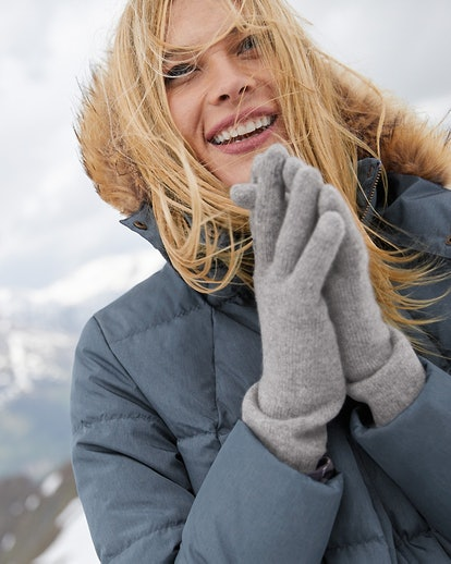 Classic Cashmere Gloves