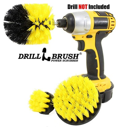 Drillbrush Power Cleaning Kit