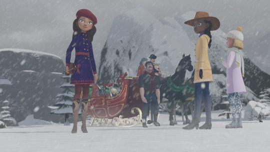 Spirit Riding Free holiday special on Netflix premieres next month.