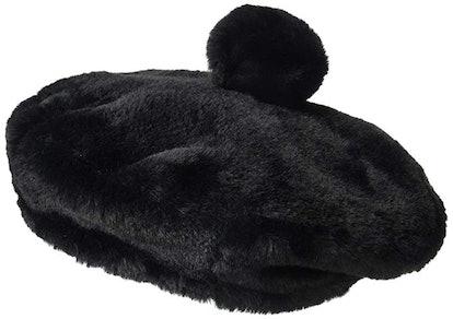Vince Camuto Women's Faux Fur Beret