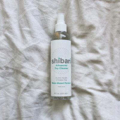 Shibari Advanced Antibacterial Toy Cleaner