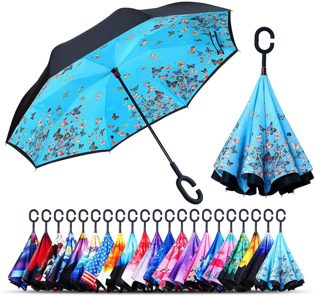 Owen Kyne Folding Inverted Umbrella
