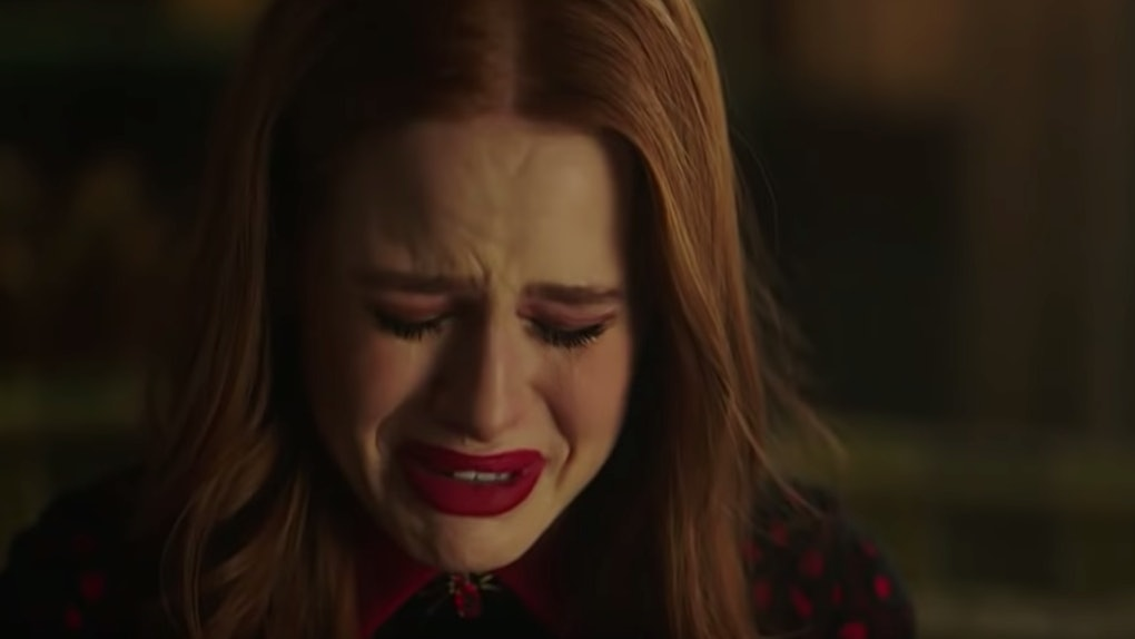 Cheryl crying in the 'Riverdale' Season 4, Episode 8 promo