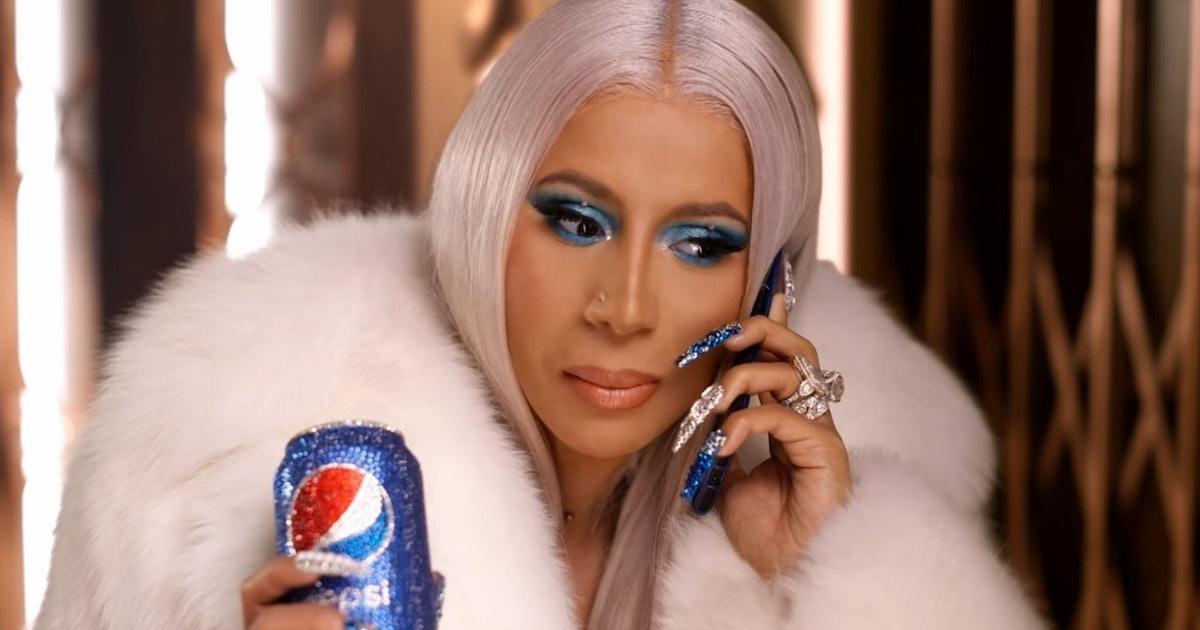 "Cardi B's ""Cardi Carol"" Pepsi Ad Takes You On A Tour Of Her Twerk Shop"