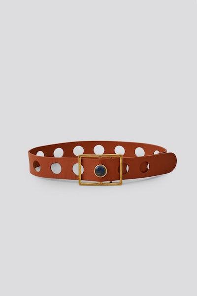 Tawny Leather Holika Belta
