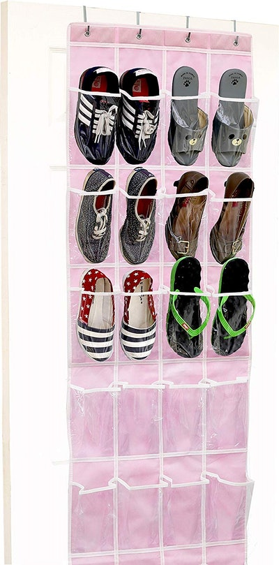 Simple Houseware SHW Over The Door Shoes Organizer