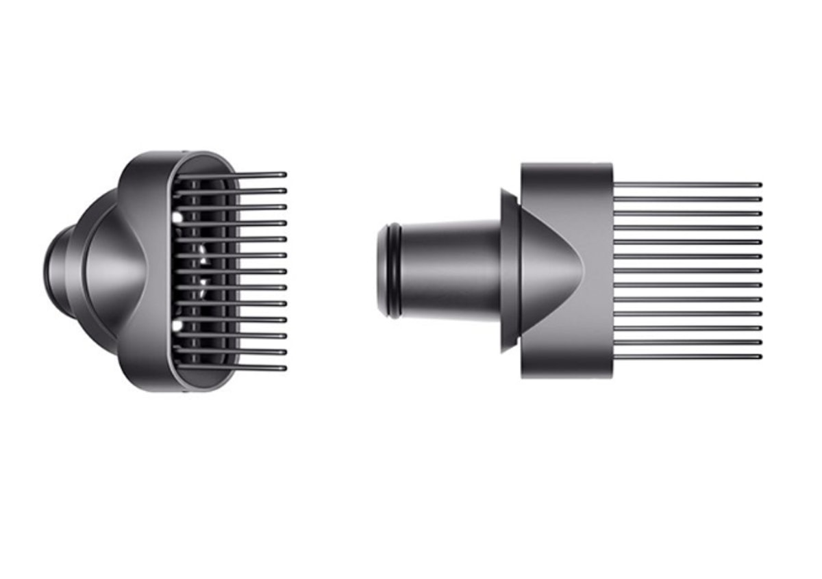 Wide Tooth Comb Attachment