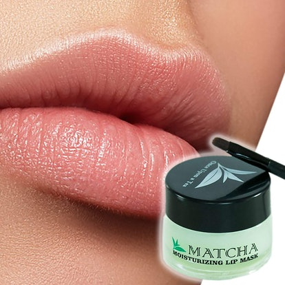 Once Upon A Tea Green Tea Matcha Lip Mask