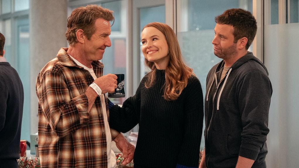 cast of Netflix's 'Merry Happy Whatever' Season 1