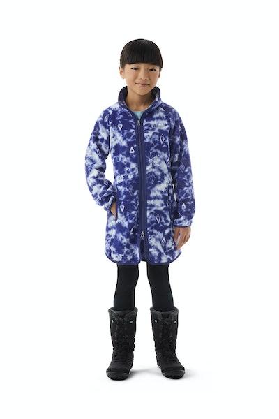 Girls' Disney Elsa Full Zip Fleece Jacket