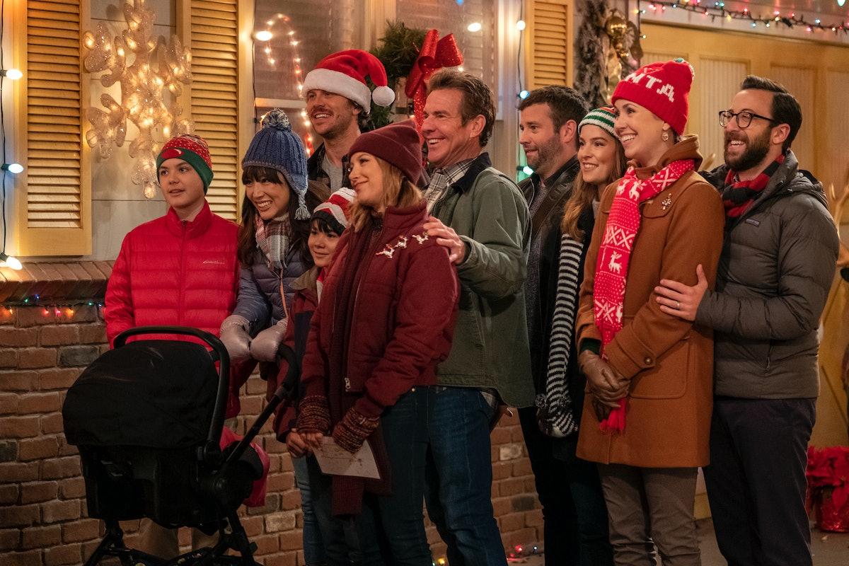 cast of Netflix's 'Merry Happy Whatever'