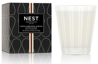 NEST Fragrances Classic Candle- Vanilla Orchid & Almond