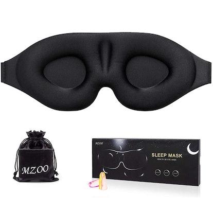 Contoured Sleeping Mask by MZOO