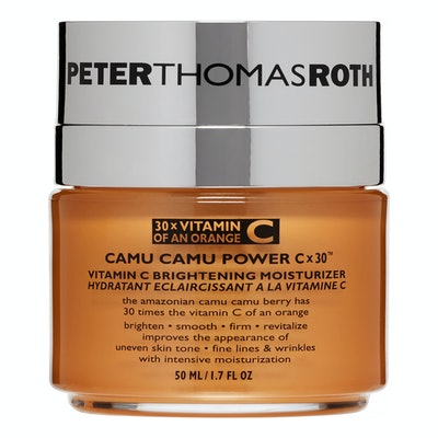 Peter Thomas Roth Camu Camu Power C x 30 Vitamin C Brightening Face Moisturizer, 1.7 Oz
