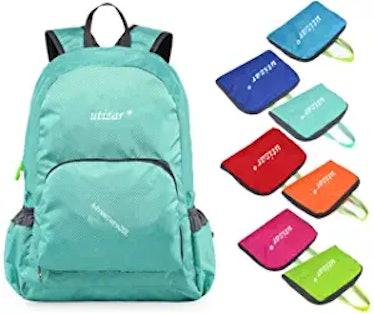 UTIZAR Lightweight Folding Backpack