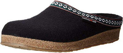 Haflinger GZ Classic Grizzly Clog