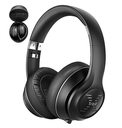 Tribit XFree Tune Bluetooth Headphones Over Ear
