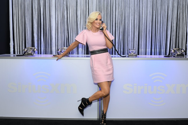 Jenny McCarthy revealed the real reason celebrities go on Fox's 'The Masked Singer,' during SiriusXM's Dial Up The Moment campaign event in NYC.