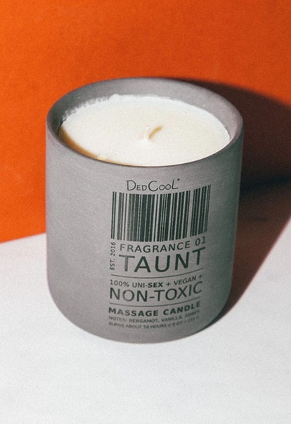 """Massage Candle 01 """"Taunt"""""""