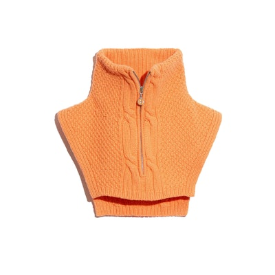 Cashmere and Lambswool Collar