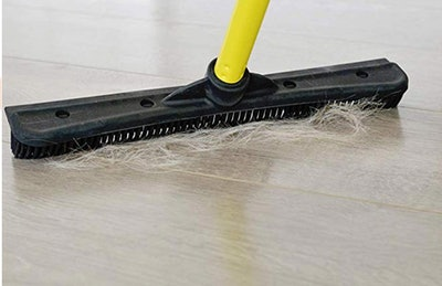Evriholder Pet Hair Broom And Squeegee