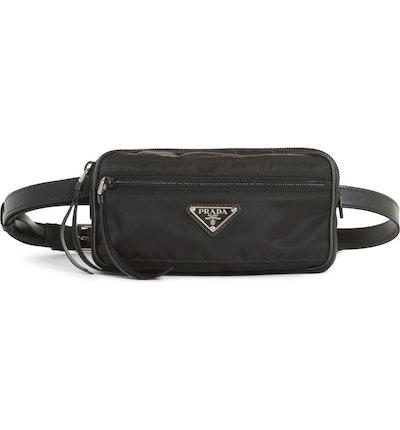 Small Nylon Belt Bag