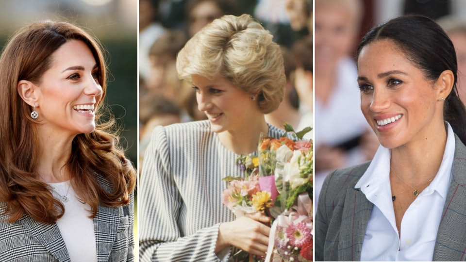 Meghan Markle and Kate Middleton have paid tribute to Princess Diana many times over the years.