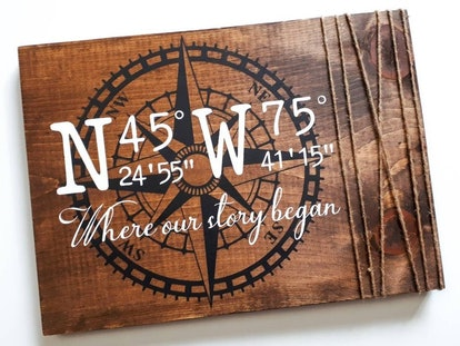 Sweetest Day Rustic Sign